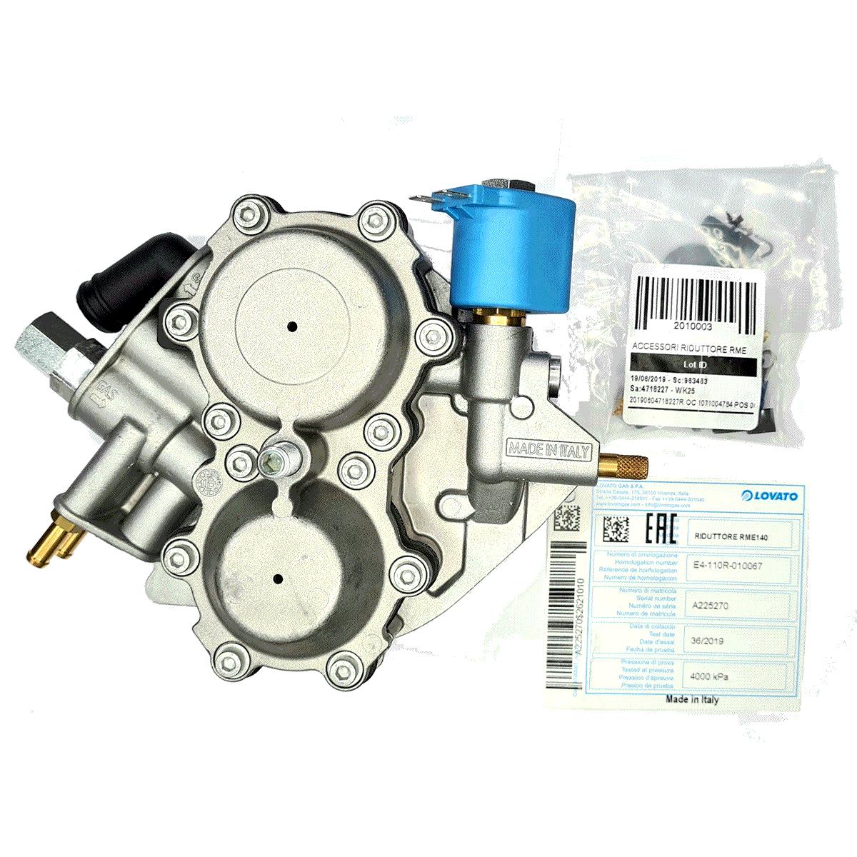 Kit Flex 3ª Geração Lovato Verptro Variador Emuladores Chave Tury Válvulas Pressor