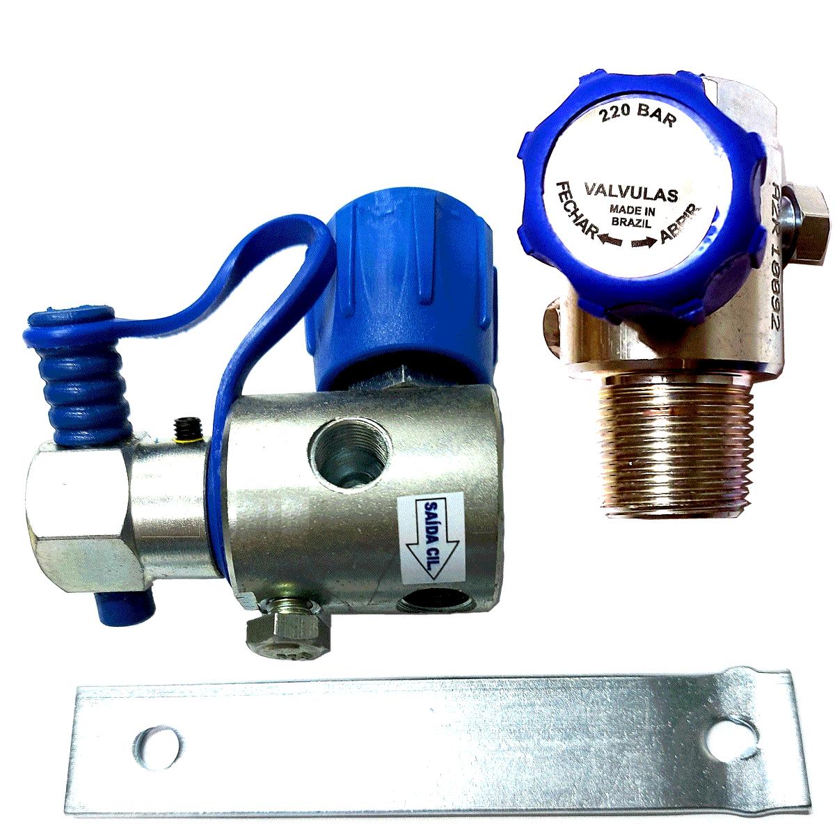 Kit Pressor TURY Flex 3ª Geração Variador Chave Emuladores Minuterias