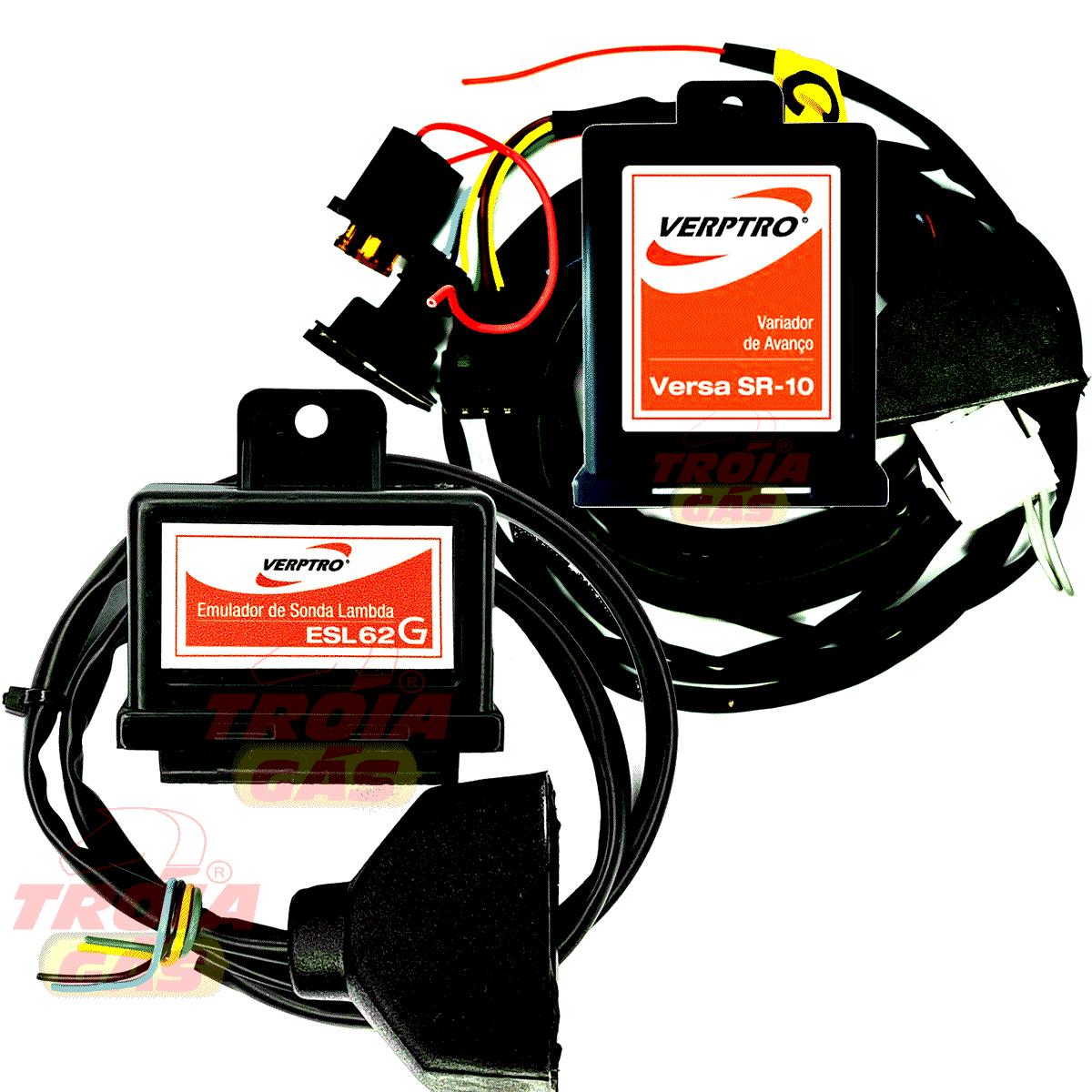 Kit Simulador Sonda Gasolina Variador Verptro ESL62G Versa SR10