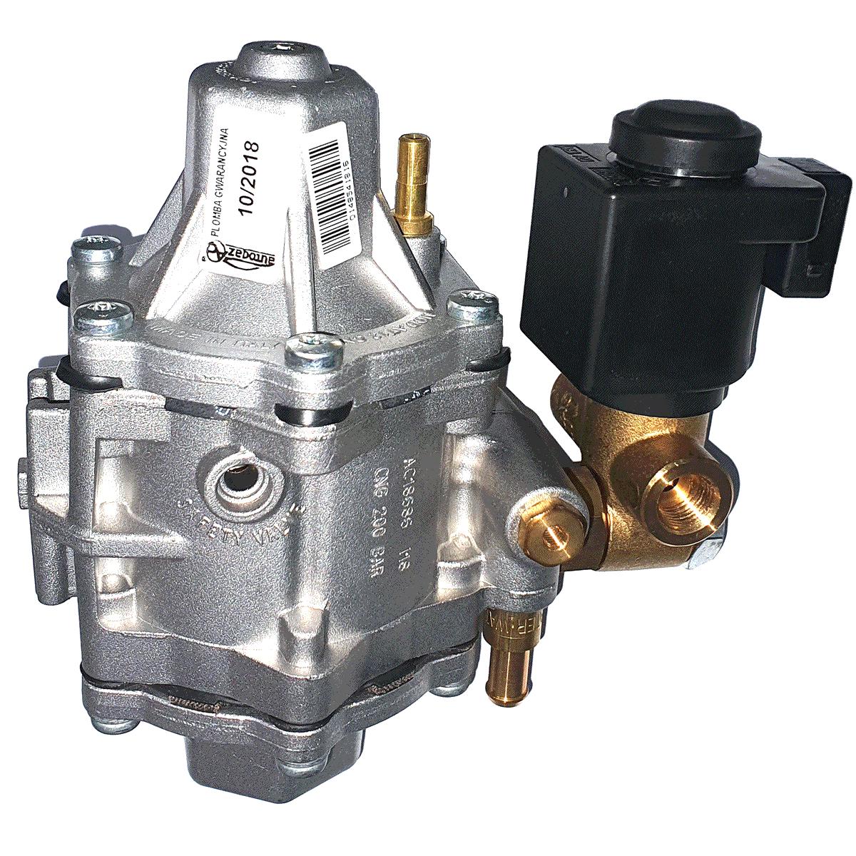 Kit Stag Qmax 5ª Geração 6 cilindros c/OBD Válvulas e Minuterias