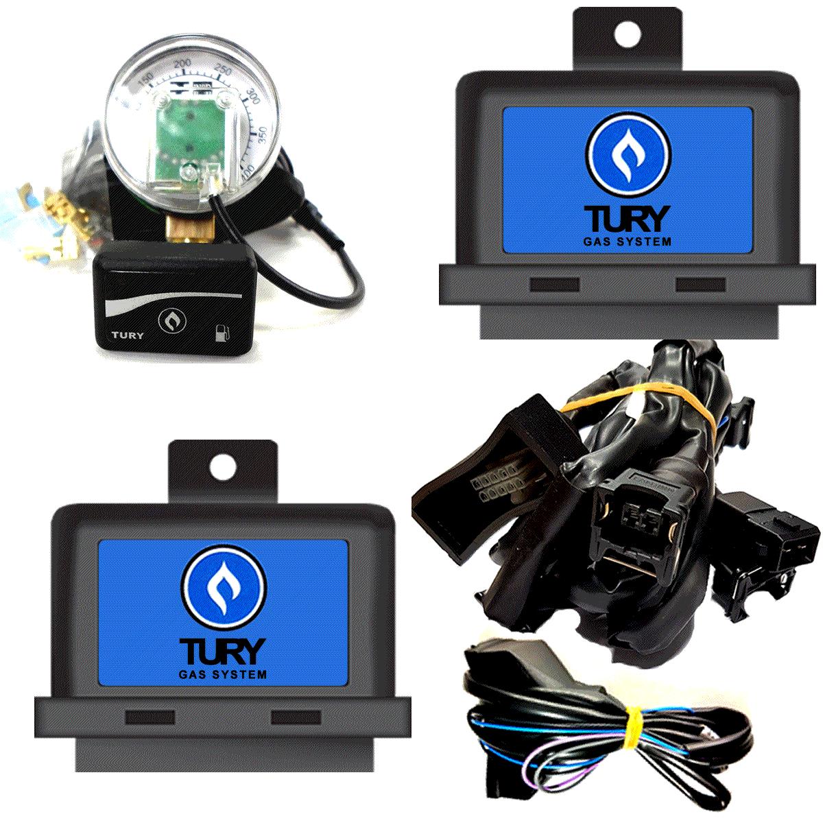 Micro Comutadora + Emulador de Bicos e Simulador de Sonda Flex