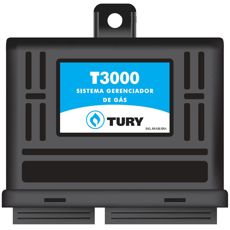 Módulo Gerenciador de Fluxo 4ª Geração TURY T3000