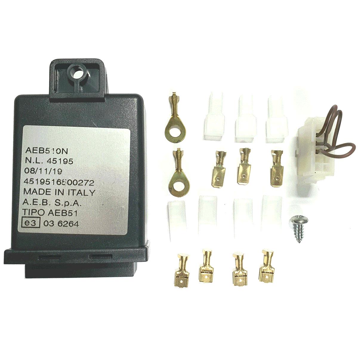 Módulo Variador de Avanço Cobra 510N Sensor Rotação GNV Sem Chicote
