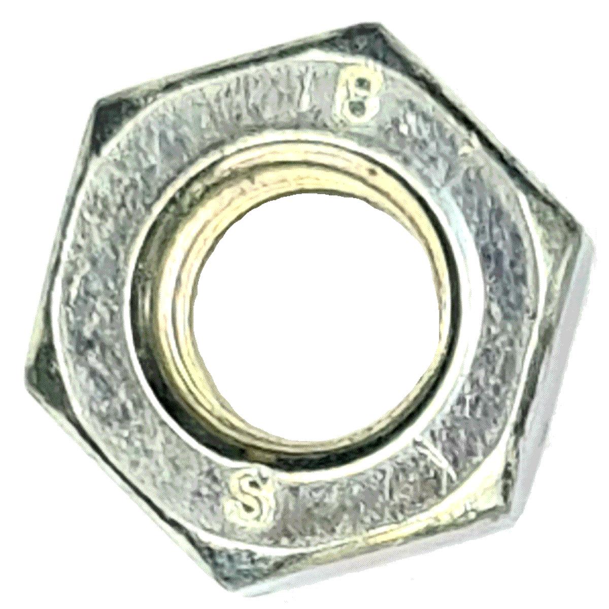 Porca Sextavada 10 mm MA 8.8 chave 16 mm