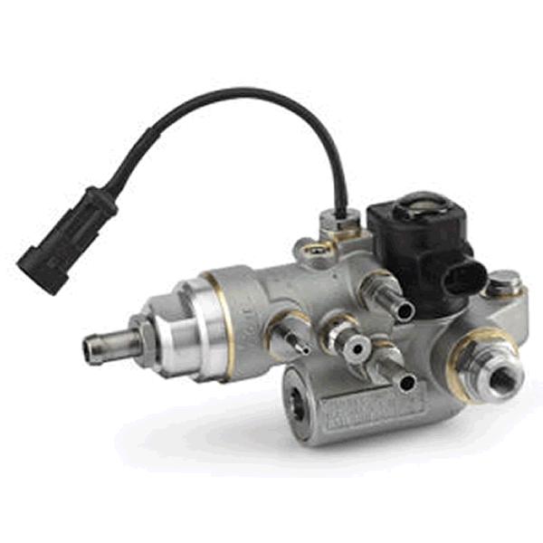 Redutor GNV  5ª Geração Emer C300 TURY GAS Sensor Temperatura incluso