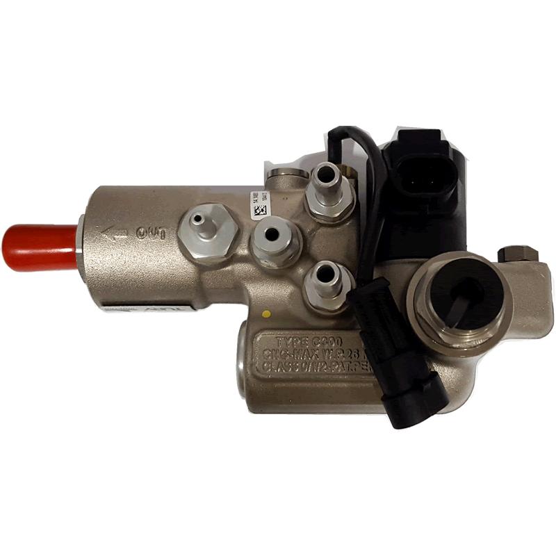 Redutor GNV  5ª Geração Emer C300 TURY GAS