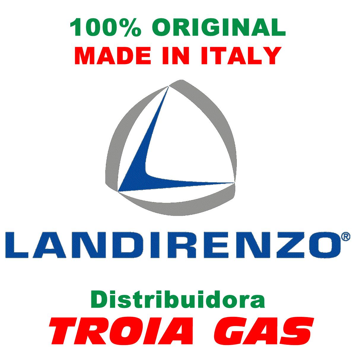 Redutor GNV 5ª Geração Landi Renzo NG2 até 240 Hp Italiano