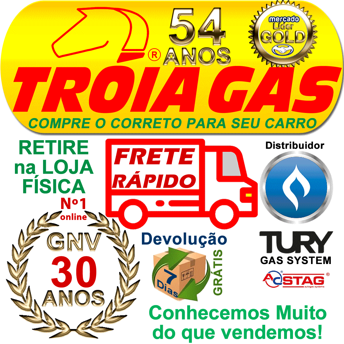 Redutor GNV Italiano 5ª Geração Tomasetto AT12M até 240 Cv
