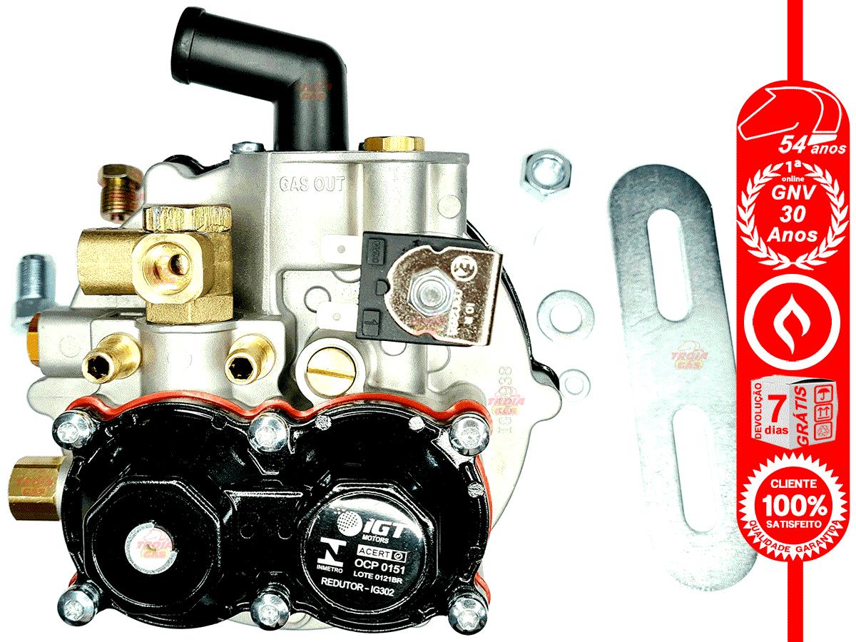 Redutor IGT IG302 145 Hp 2ª 3ª 4ª geração GNV