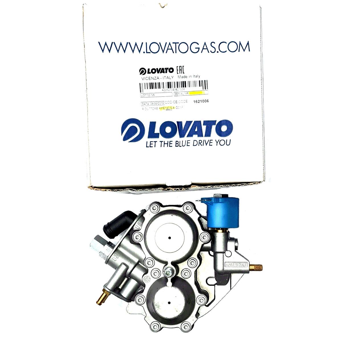 Redutor LOVATO RME090 Italiano até 120Hp para GNV