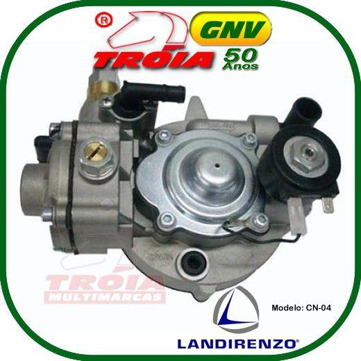 Redutor Landi Renzo CN04 até 130Hp p/GNV