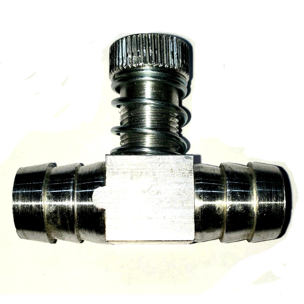 Regulagem Metálica da Alta Rotação no GNV até 3ª geração