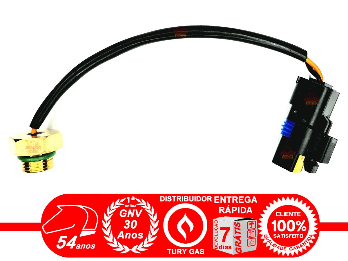 Sensor de Temperatura de Gás Rampas Valtek e Tomasetto Água Redutor Emer 5ª geração