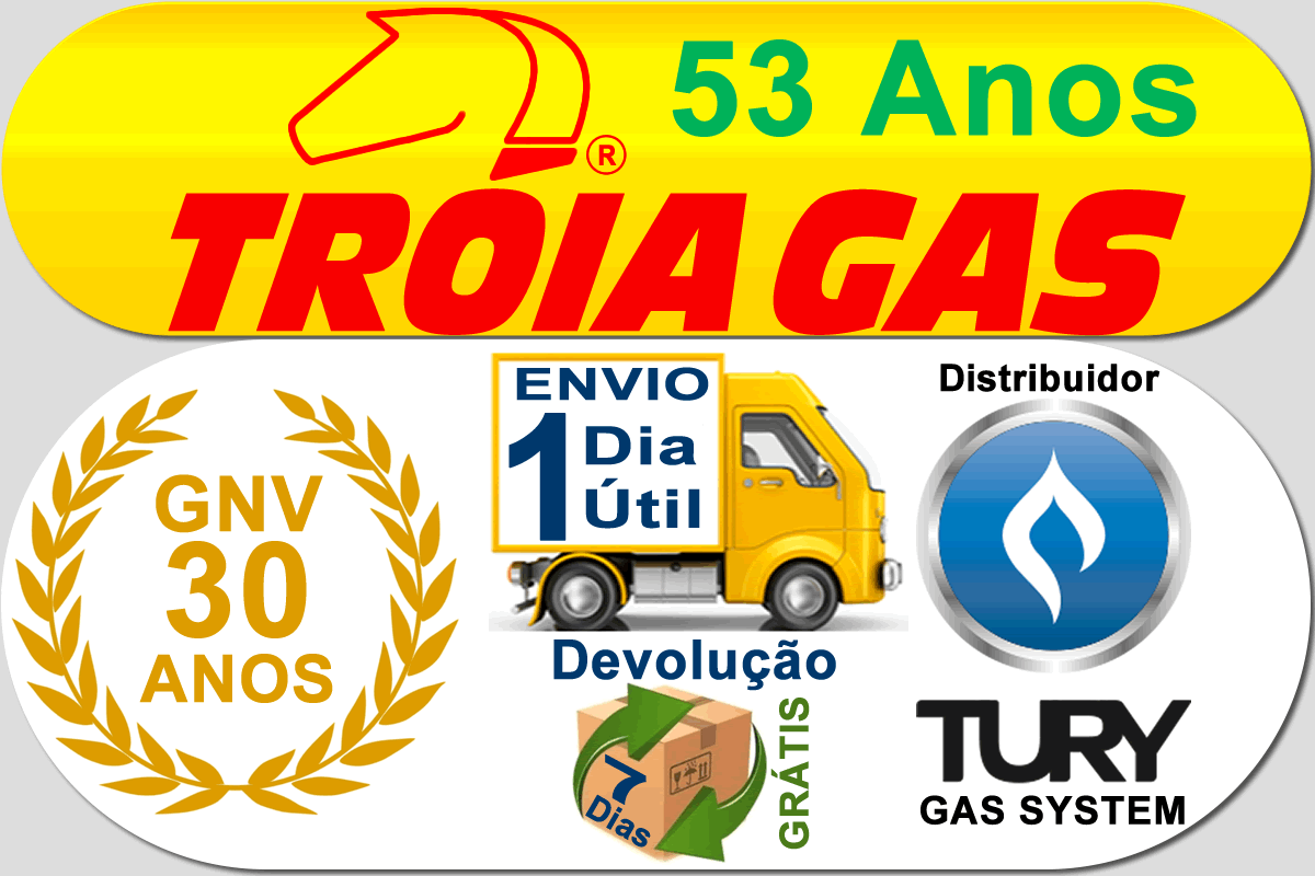 Sensor MAP D12 TO GNV 5ª Geração AEB, TURY, EMER, REG, LANDI RENZO, ...