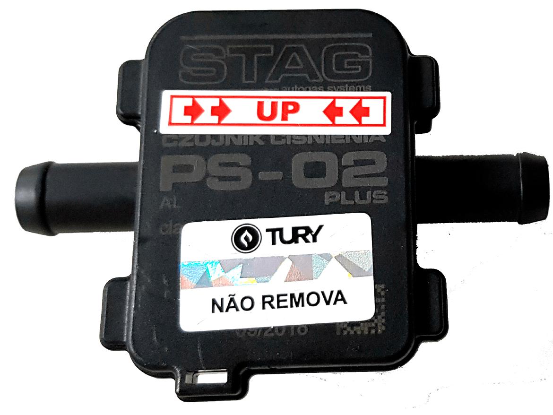 Sensor MAP GNV 5ª Geração Original STAG PS02 TURY GAS