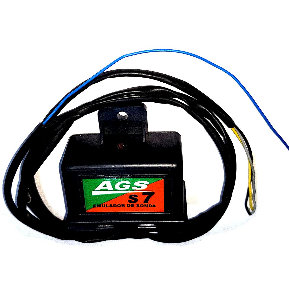 Simulador de Sonda Lambda AGS S7 GAS