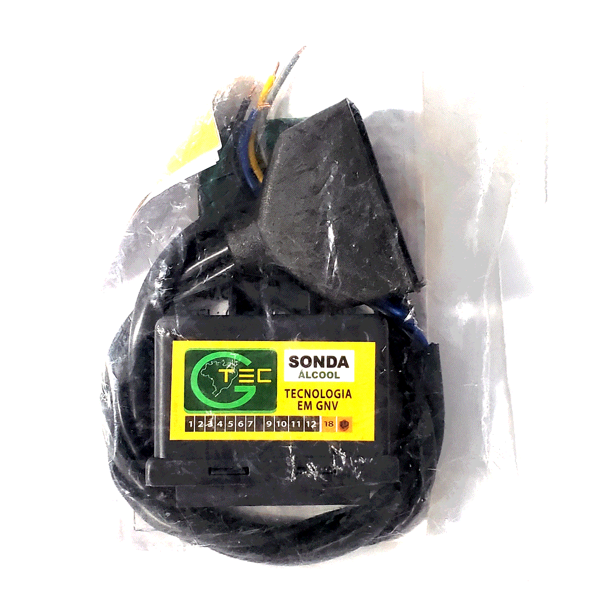 Simulador de Sonda Lambda GNV GTEC Álcool