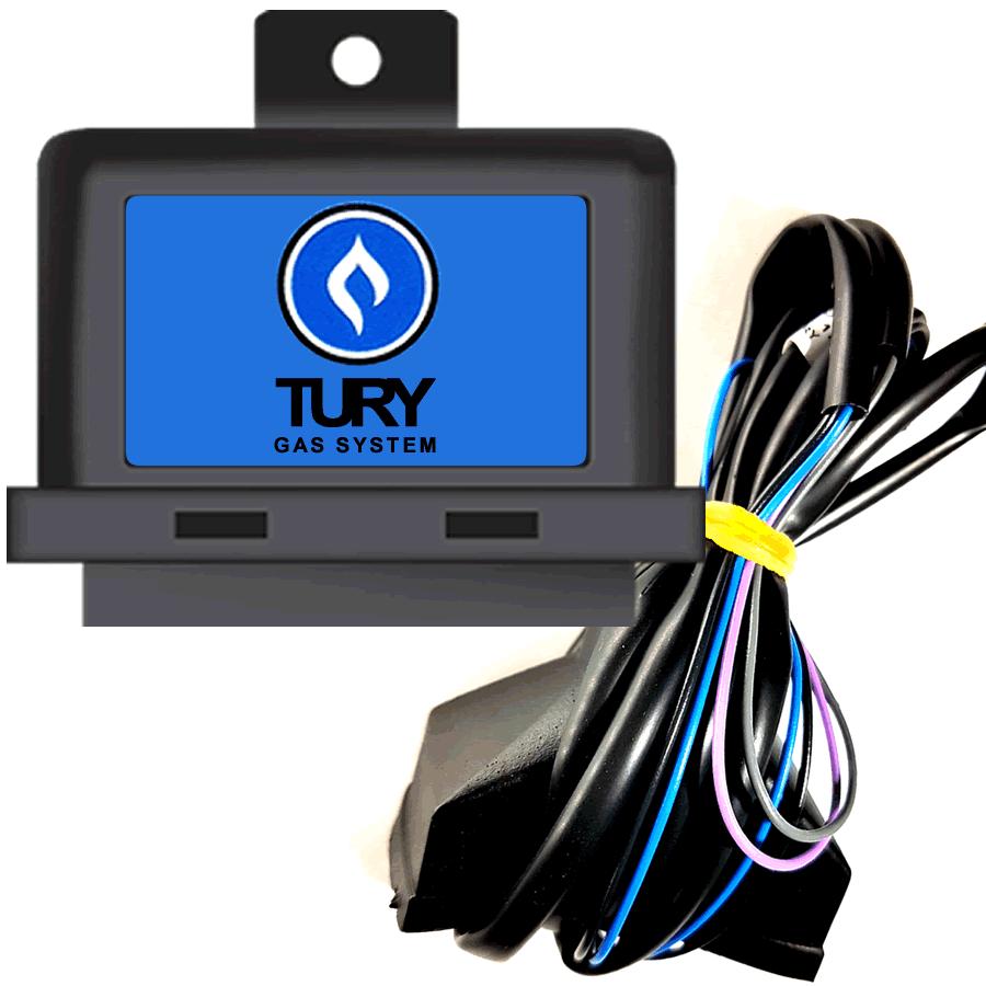 Simulador de Sonda Lambda Inteligente T65 TURY GAS