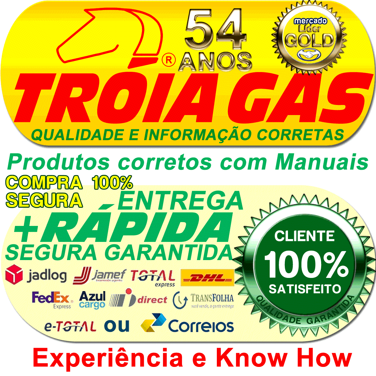 Terminal Olhal 1/4 = 6,5x1,9mm Latão