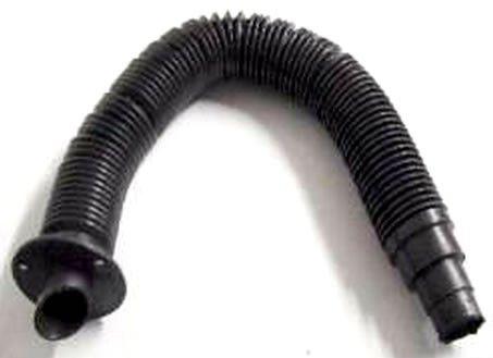 Tubo Corrugado Extensível c/ Flange ventilação no GNV