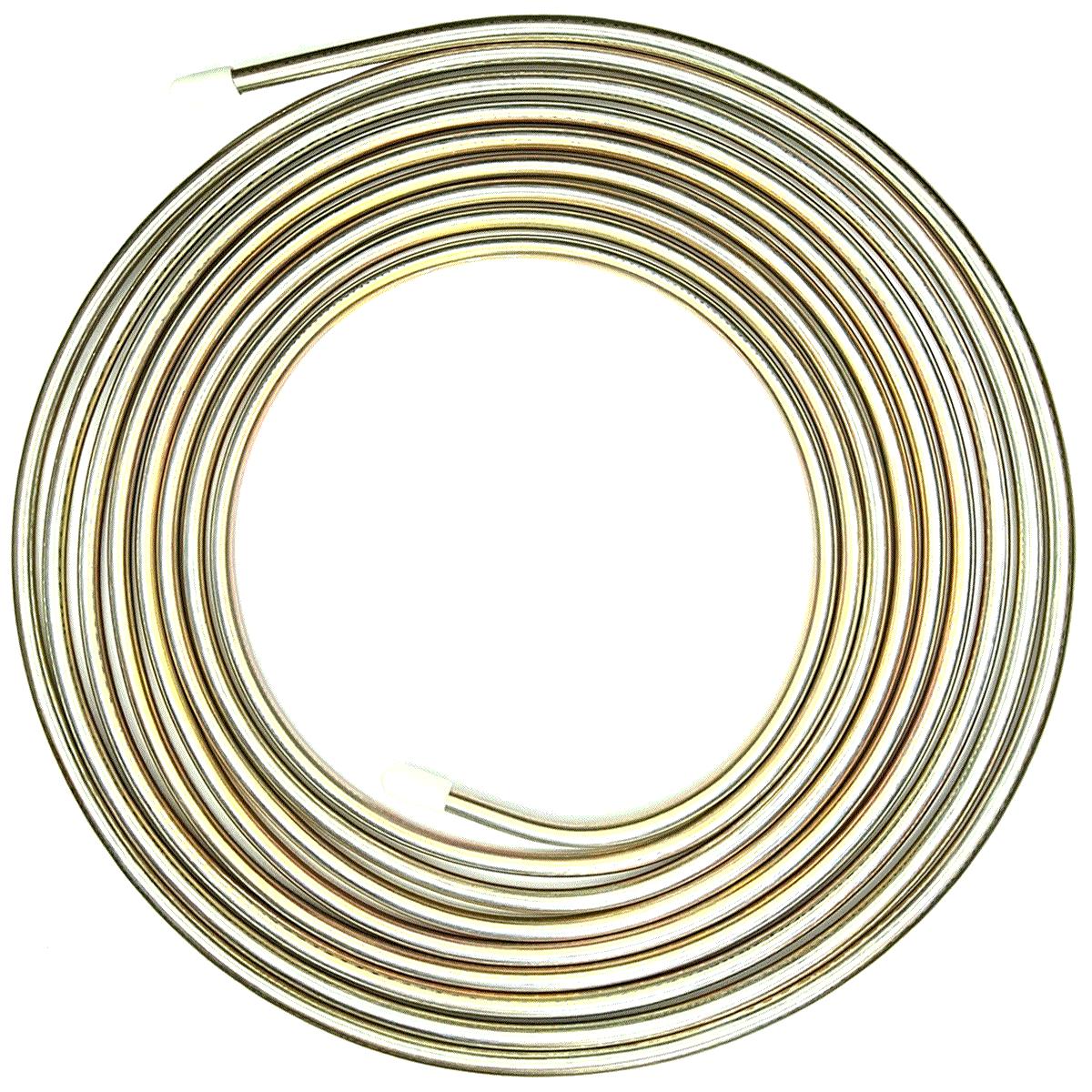 Tubo de Alta Pressão Aço Bicromatizado 6 metros GNV 6mm