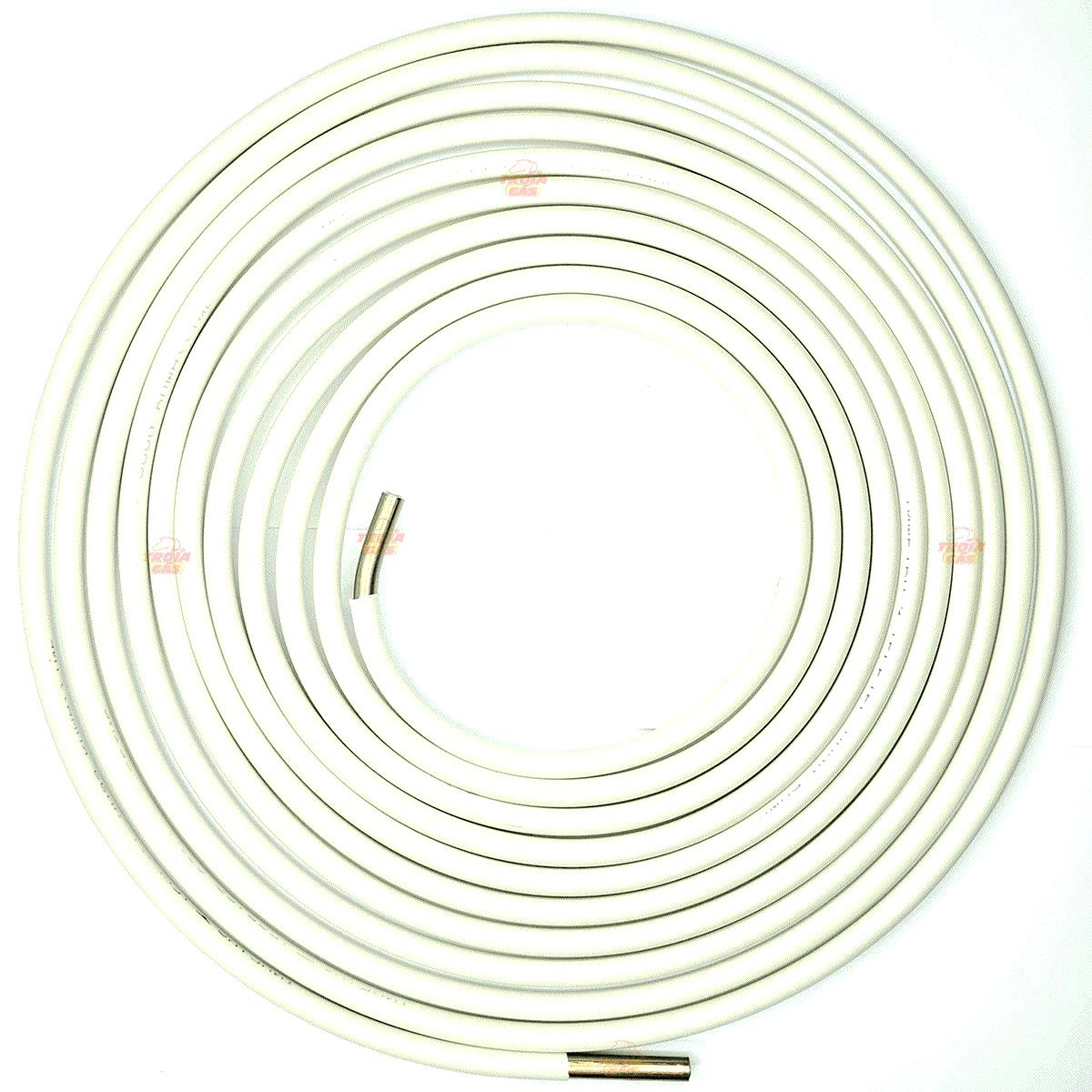 Tubo de Alta Pressão Aço Revestido Bicromatizado 6 metros GNV 6mm