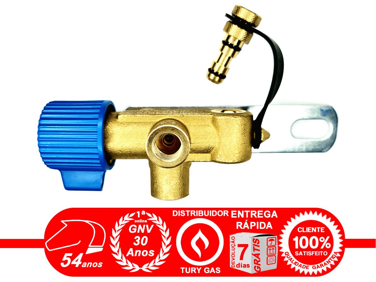 Válvula de Abastecimento GNV Landi Renzo Italiana INMETRO