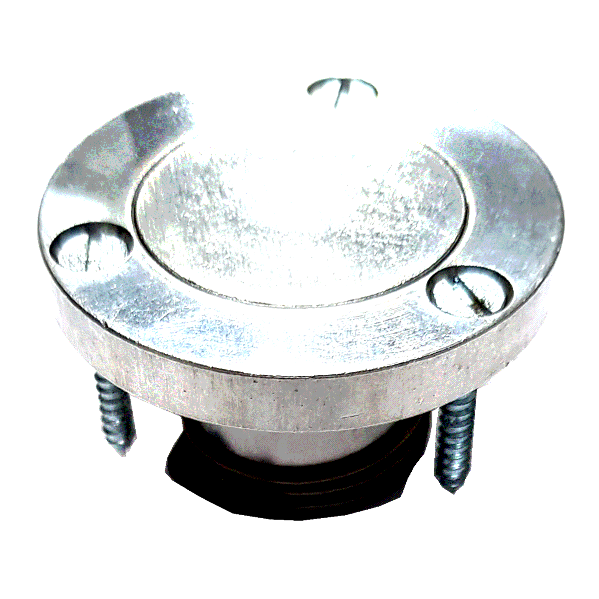 Válvula de Alívio de Backfire ou Estouro no filtro de ar GNV
