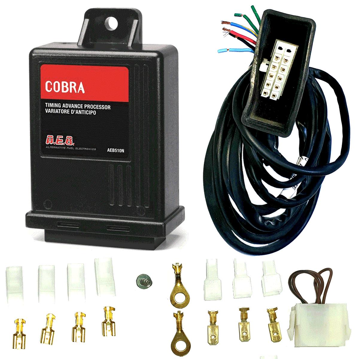 Variador de Avanço AEB 510N Cobra Sensor Rotação p/GNV
