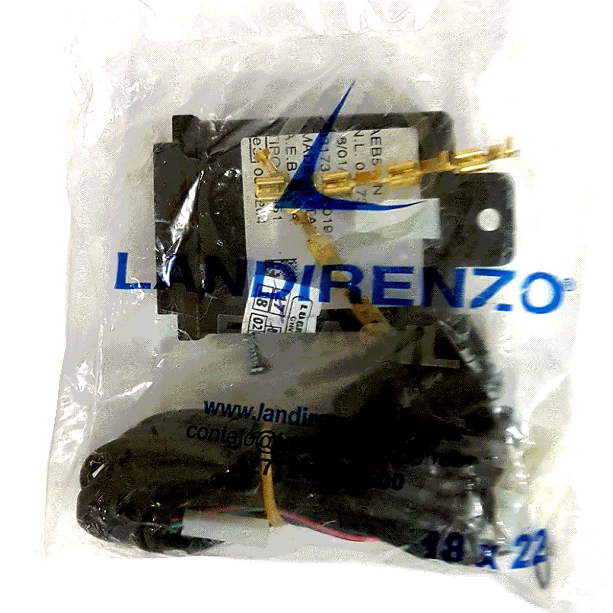 Variador de Avanço Spider 511N com chicote para Sensor Hall GNV Landi Renzo