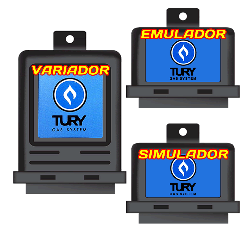 Variador de Avanço, Emulador de 4 Bicos e Simulador de Sonda