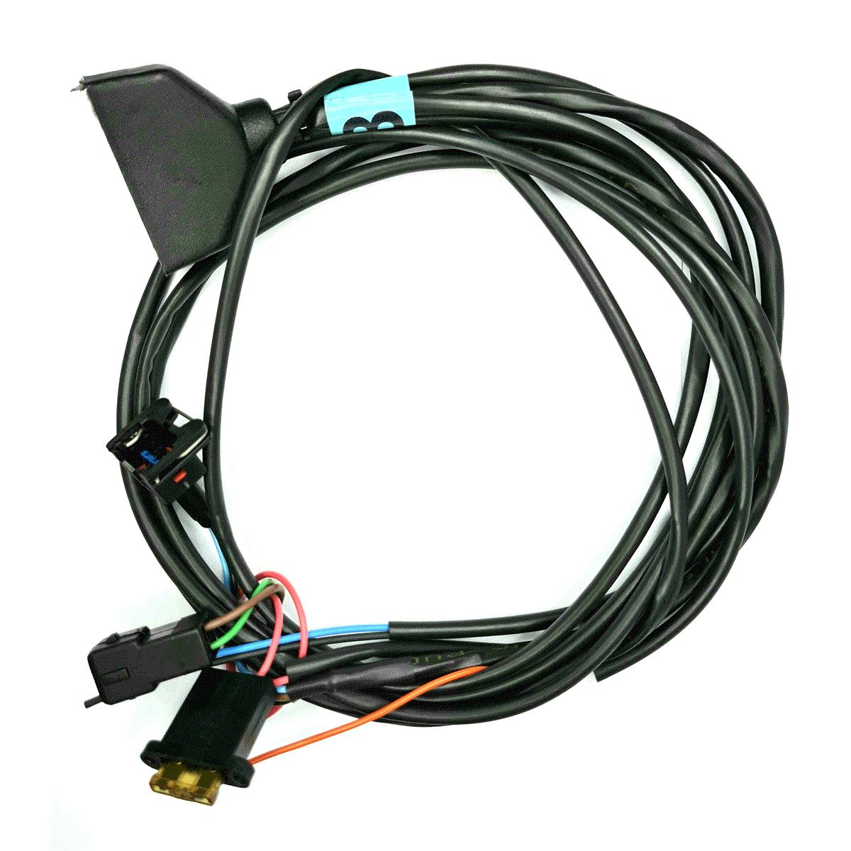 Variador de Avanço Roda Fônica Versa SR10 cabo B VERPTRO Ford (T30)