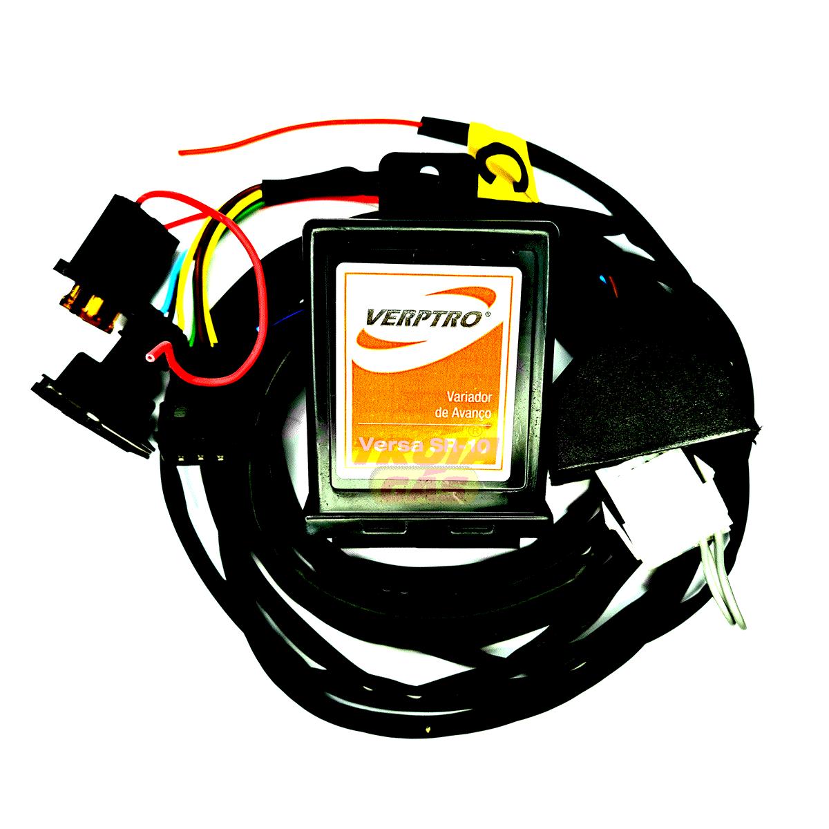 Variador de Avanço Roda Fônica Versa SR10 cabo C VERPTRO