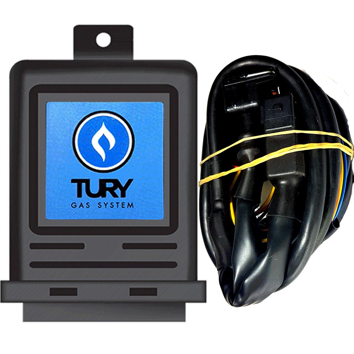 Variador Cabeado Sensor Rotação TURY T30 C Avanço para GÁS