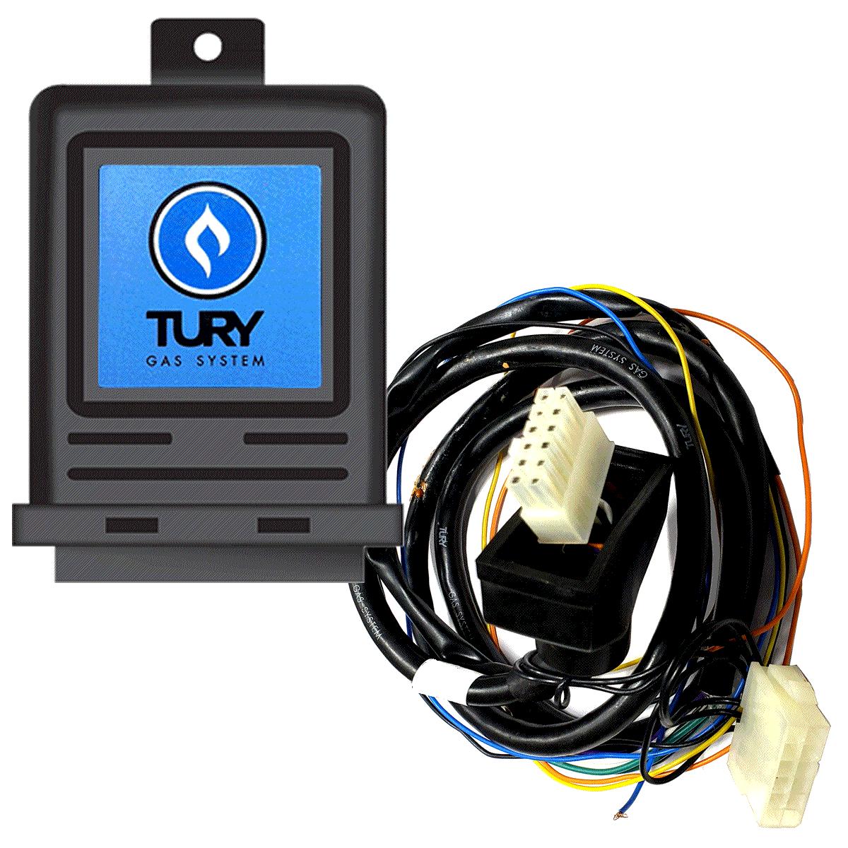 Variador de Avanço T37 A TURY GAS Sensor Rotação Hall