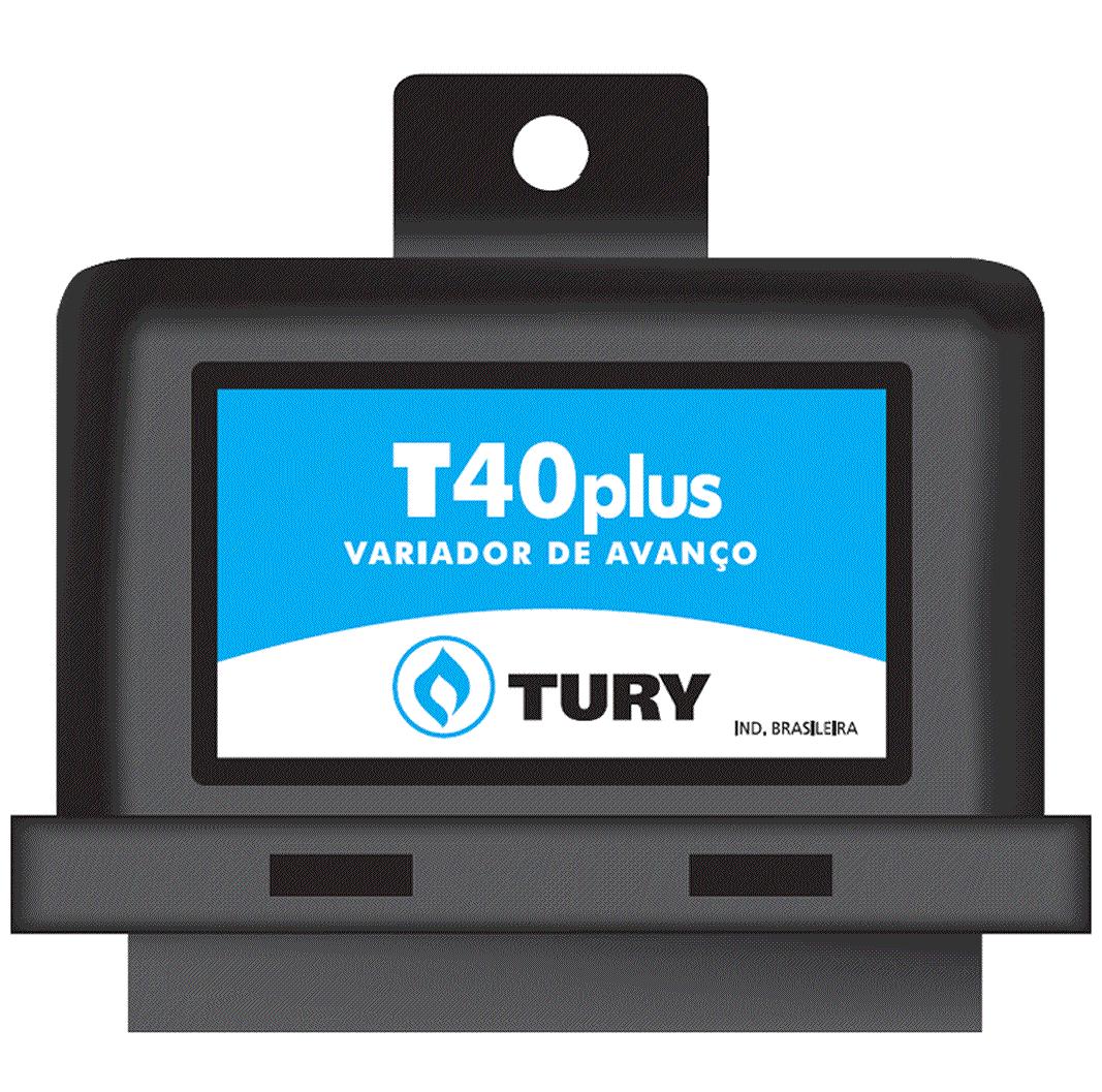 Variador de Avanço T40 Plus p/Suzuki TURY GAS MAF
