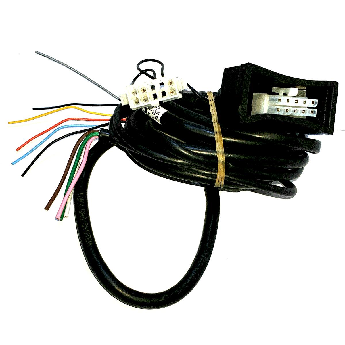 Variador de Avanço T43 A TURY GAS Sensor Rotação Hall e Fase
