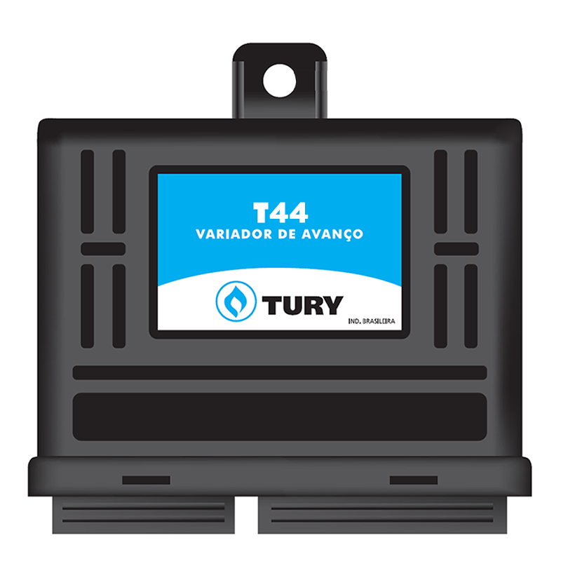 Variador de Avanço T44 TURY GAS - 4 bobinas