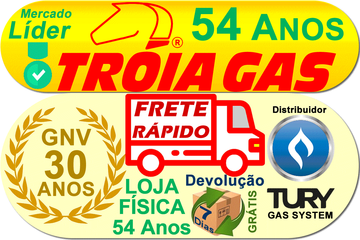 Variador T47 X Acelerador Eletrônico GNV Chevrolet GM Cadillac Plug & Play TURY GAS