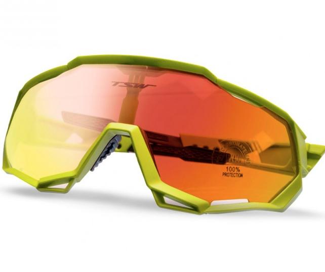 02942f14e6 Óculos De Ciclismo Tsw Cross Mtb 3 Lentes Com Proteção Uv 400 ...