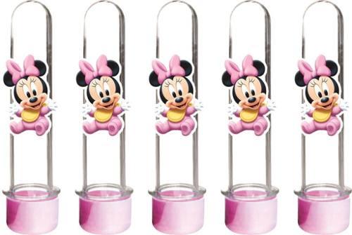 Kit Festa Minnie Baby 143 Peças (20 pessoas)
