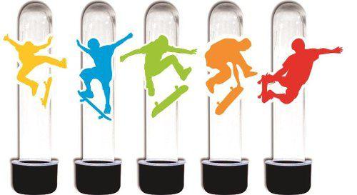 Kit Festa Infantil Skate 143 Peças (20 pessoas)