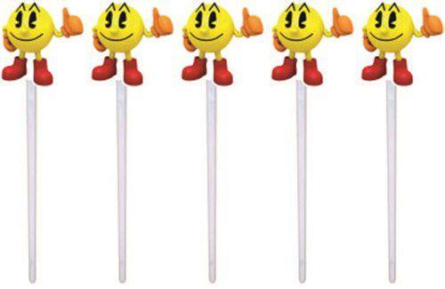 Kit Festa Pac Man 99 Peças (10 pessoas)