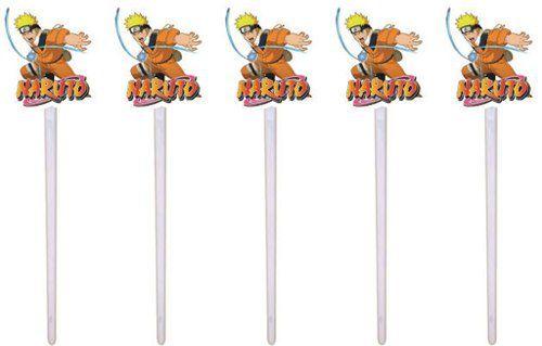 Kit Festa Infantil Naruto 265 Peças (30 pessoas)