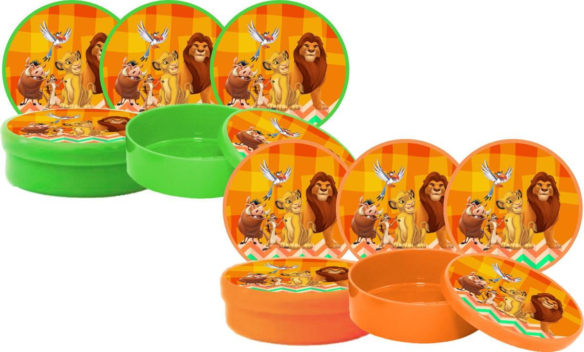10 latinhas O Rei Leão