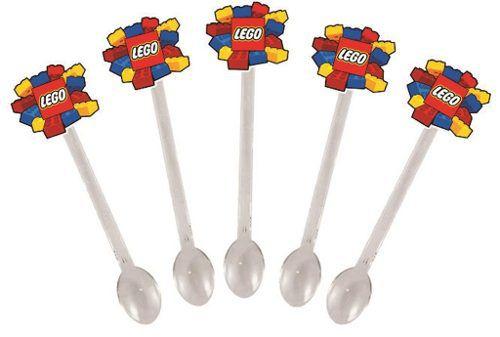 Kit Festa Infantil Lego 265 Peças (30 pessoas)