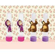 10 tubetes masha urso