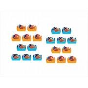 50 forminhas Procurando Nemo