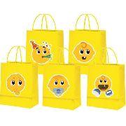 Sacolinhas Emoji Baby 10 Unidades