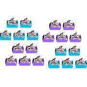 50 Forminhas Aladdin E Jasmine
